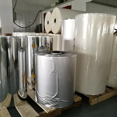 纯铝箔复合膜产品