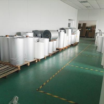 铝箔卷材生产